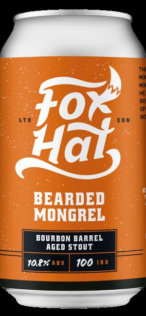 Fox Hat Bearded Mongrel